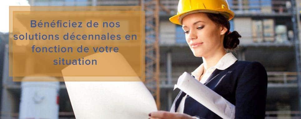 Assurance travaux particulier free assurance dcennale for Assurance dommage ouvrage pour particulier