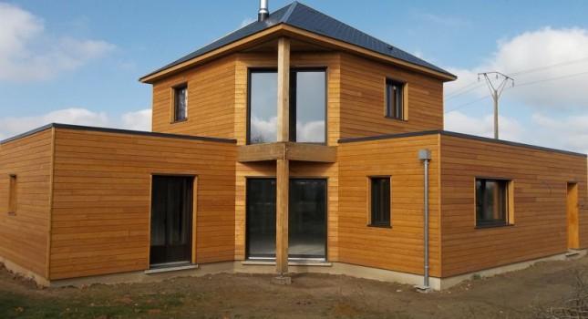 Le succ s de la maison ossature bois for Assurance de la maison