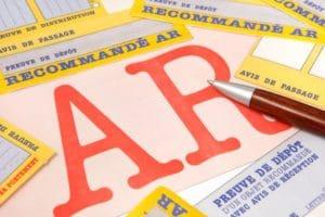 lettre recommandée résiliation assurance décennale