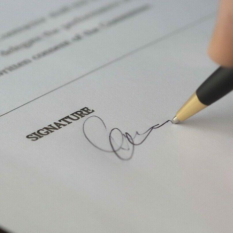 signature contrat assurance decennale